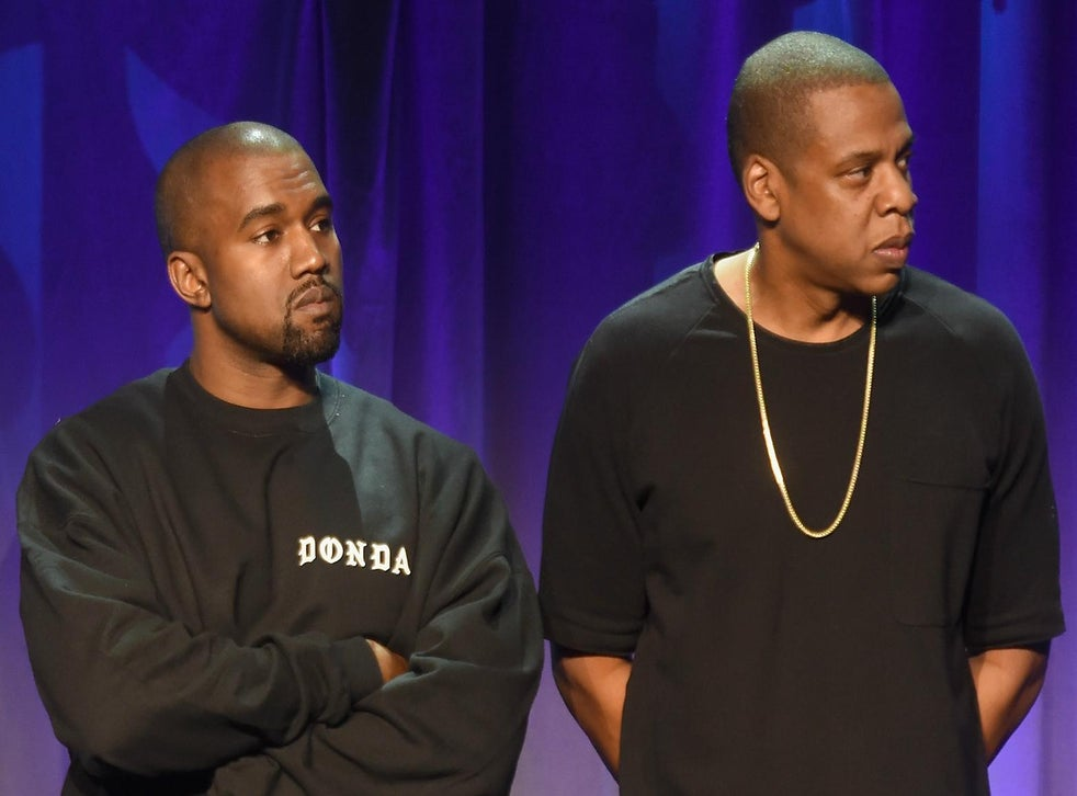 Jay z and kanye west what you need