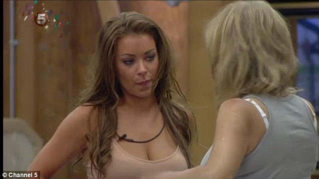 Naked pics hazel from big brother