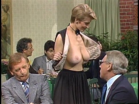 Best tits on tv