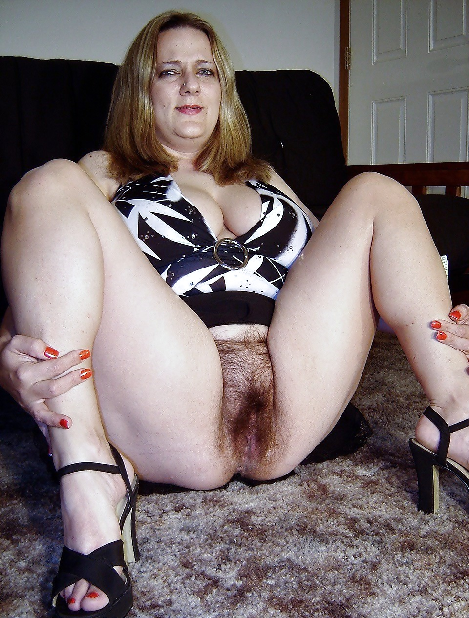 Bbwhairypussy