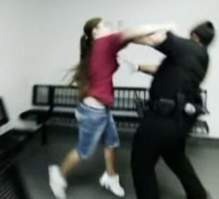 Fight on beyond scared straight