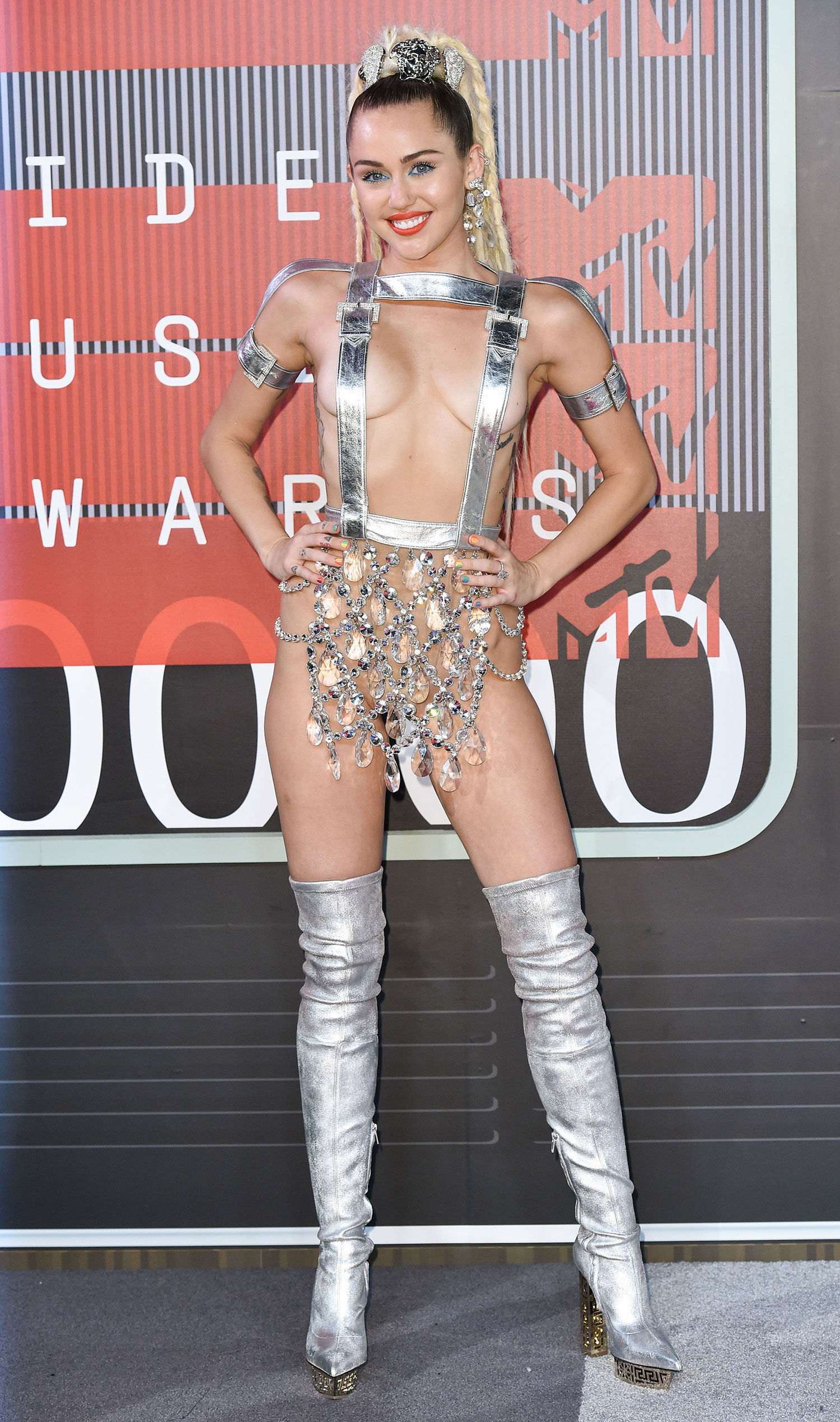 Miley cyrus most revealing photos