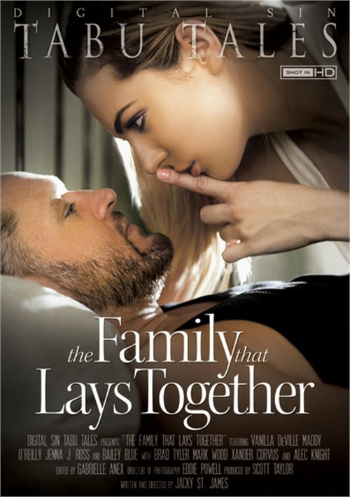 The family that lays together digital sin